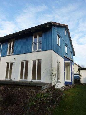 Natur pur!!! Lichtdurchflutete DHH als Niedrigenergiehaus in ruhiger Randllage, 92637 Weiden in der Oberpfalz, Doppelhaushälfte