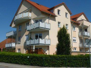 Tolle Neubauwohnung !!! Exklusive 2 Zi.-ETW mit Gartenanteil und Terrasse, 92637 Weiden, Erdgeschosswohnung