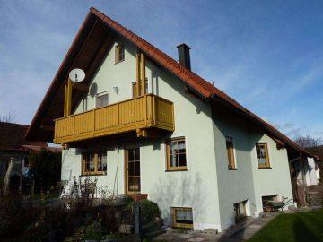 Familien bevorzugt!!! – Günstiges EFH mit vier Kinderzimmern und Dop.-Garage in ruhiger Randlage, 92703 Krummennaab, Einfamilienhaus