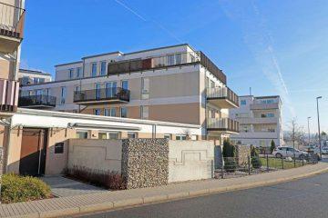 TOP! Hochwertige, barrierefreie 2 1/2 Zi.-ETW mit 2 Terrassen, EBK und Tiefgarage, 92637 Weiden, Erdgeschosswohnung