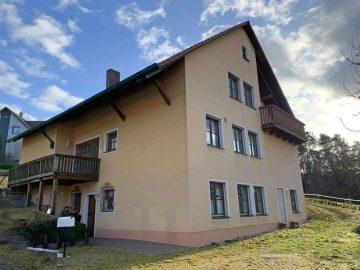 In Dorflage, ca. 6 km von Weiden entfernt! Erweiterbares Wohnhaus direkt am Waldrand, 92729 Weiherhammer, Einfamilienhaus