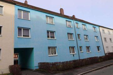 Kapitalanlage geboten! Saniertes Mehrfamilienhaus mit 10 Wohnungen und 4 Garagen, 92637 Weiden, Mehrfamilienhaus