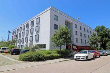 Ideal für Studenten! Ansprechendes Apartment mit Balkon, im 1. OG, bezugsfrei 08/2019, 93047 Regensburg, Wohnung